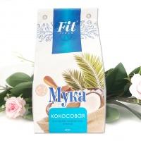 Мука кокосовая FitParad 400 г