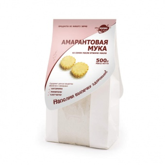Мука амарантовая 500 г (Образ Жизни)