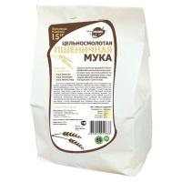 Мука пшеничная цельнозерновая 1500 г (Образ Жизни)