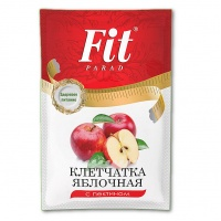 Яблочная клетчатка (с пектином) FitParad 25 г