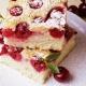 Вишневый торт без сахара