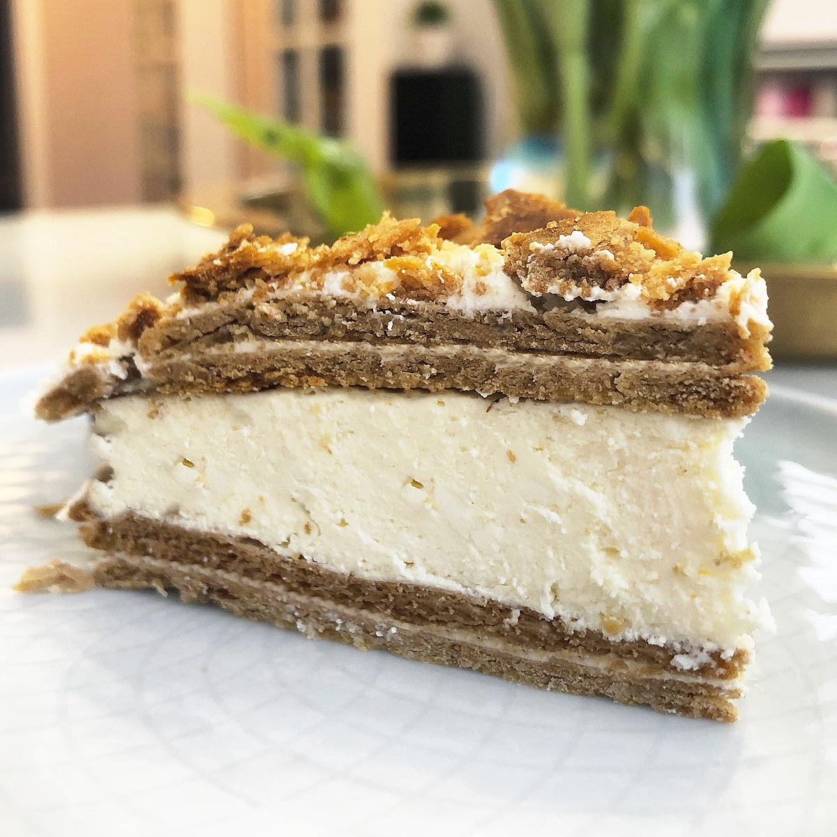 Рецепт торта суфле с пошаговым фото