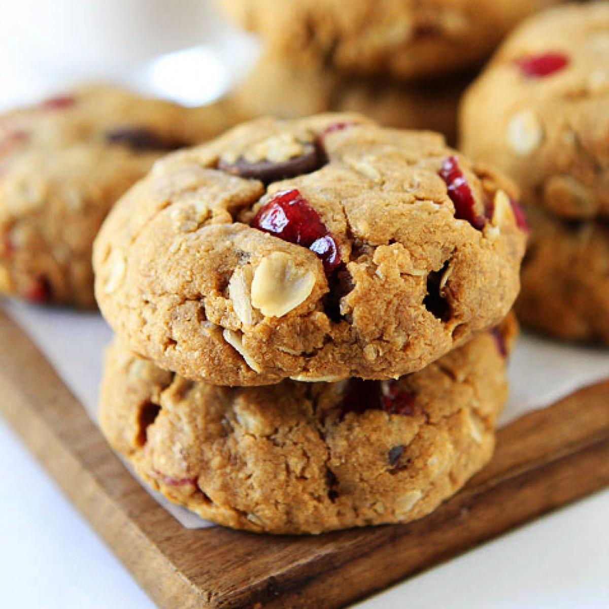 Печенье с овсяных хлопьев постное рецепт пошагово в