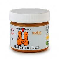 Арахисовая паста без сахара Nutbutter (Натбаттер) (классическая из жареного арахиса) 300 г